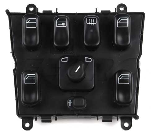 Mercedes benz window control switch button for oem for 1999 mercedes ml320 window switch