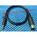 Kenwood Din 13 auxiliary input Aux cable adapter mp3 interface