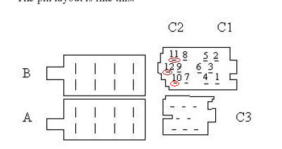 Saab Wiring Diagram Wire Color Codes together with Car Subwoofer Wiring Diagram also Rule Of Nine Diagram besides Raptor Car Stereo Wiring Diagram besides Clarion Wiring Diagram. on kenwood car stereo