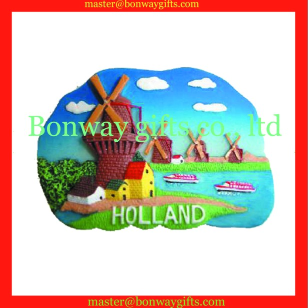 Holland fridge magnet