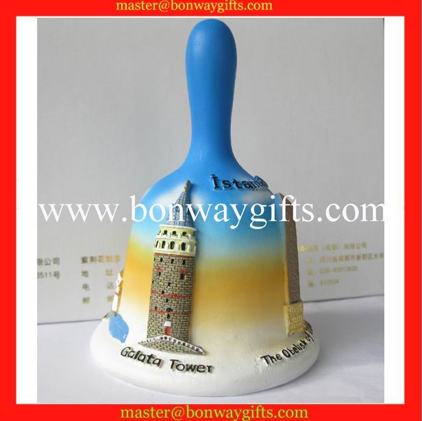 Polyresin table bell