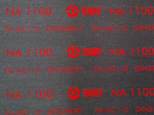 TEADIT NA1100 Non Asbestos Gasket Sheet Non asbestos Jointing Sheet