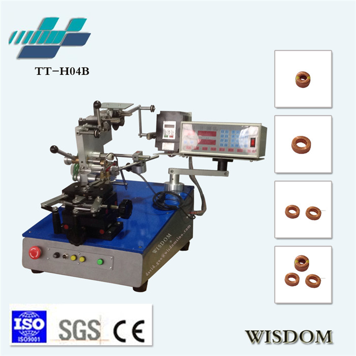 TT-H04B toroidal coil winding machine