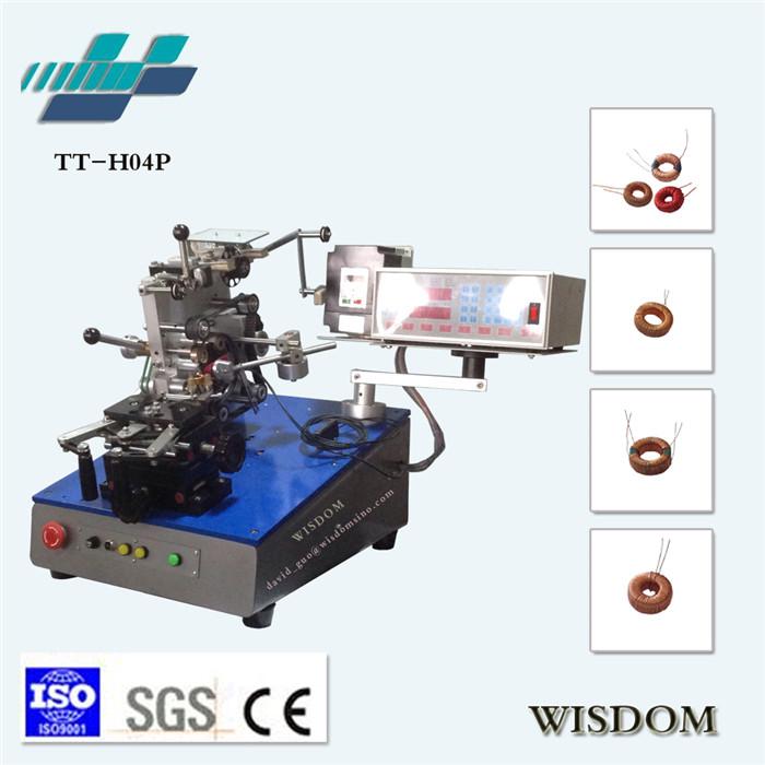 TT-H04P toroidal winding machine