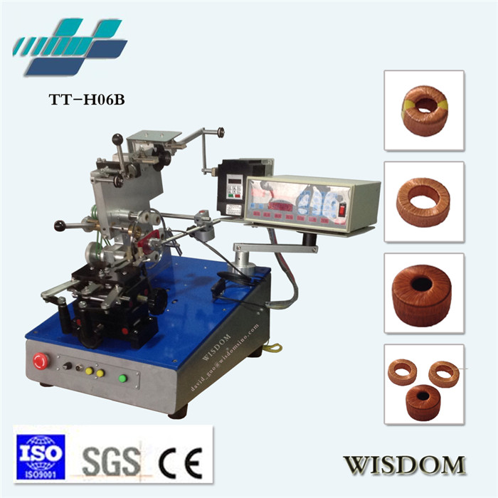 TT-H06B toroidal winding machine