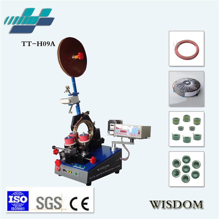 Fully Automatic Toroidal Taping Machine