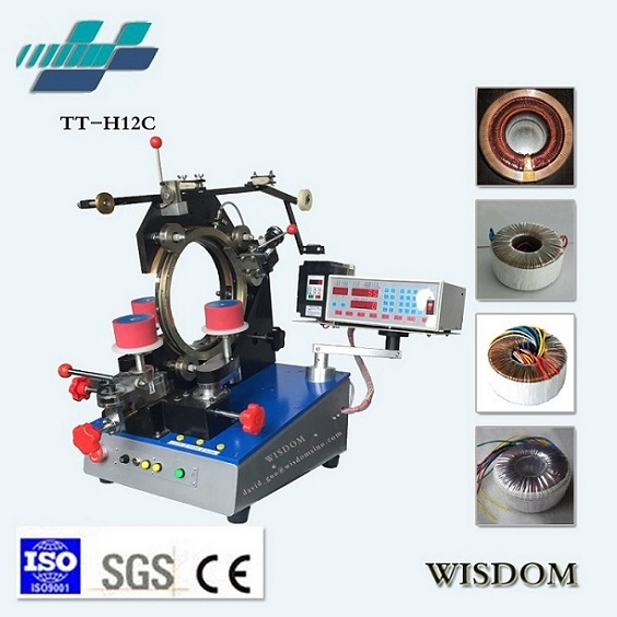 TT-H12C toroidal core winding machine