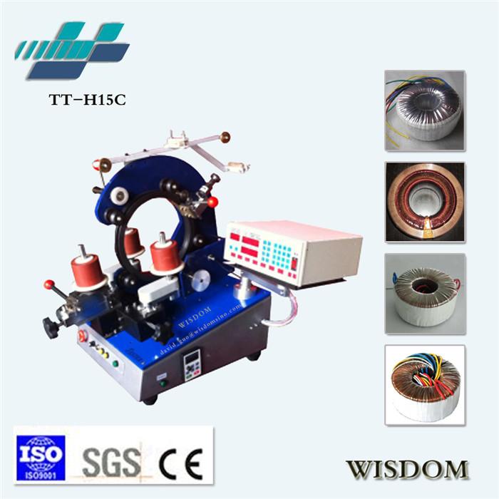 TT-H15C toroidal winding machine