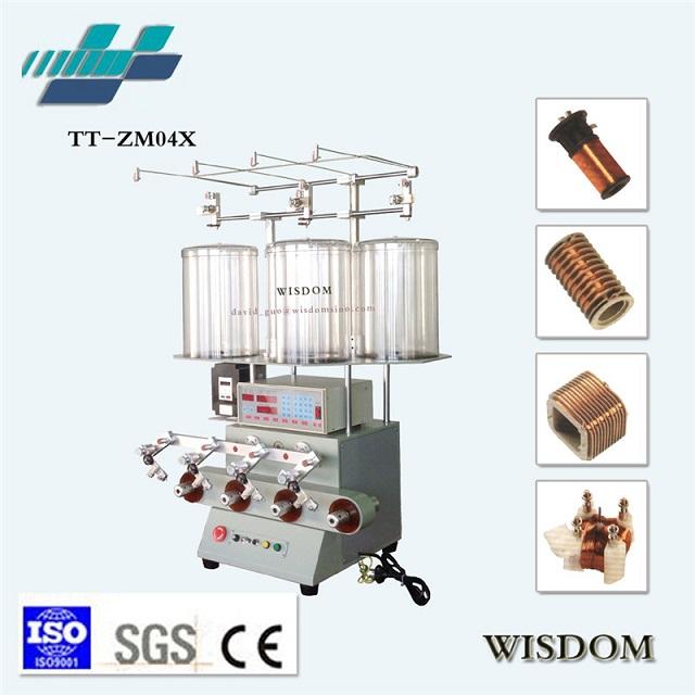 TT-ZM04X Positive four-axis winding machine