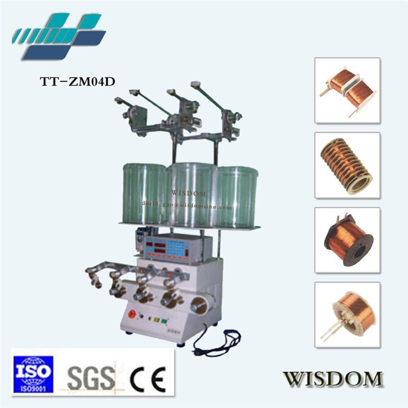 TT-ZM04D Positive four-axis winding machine