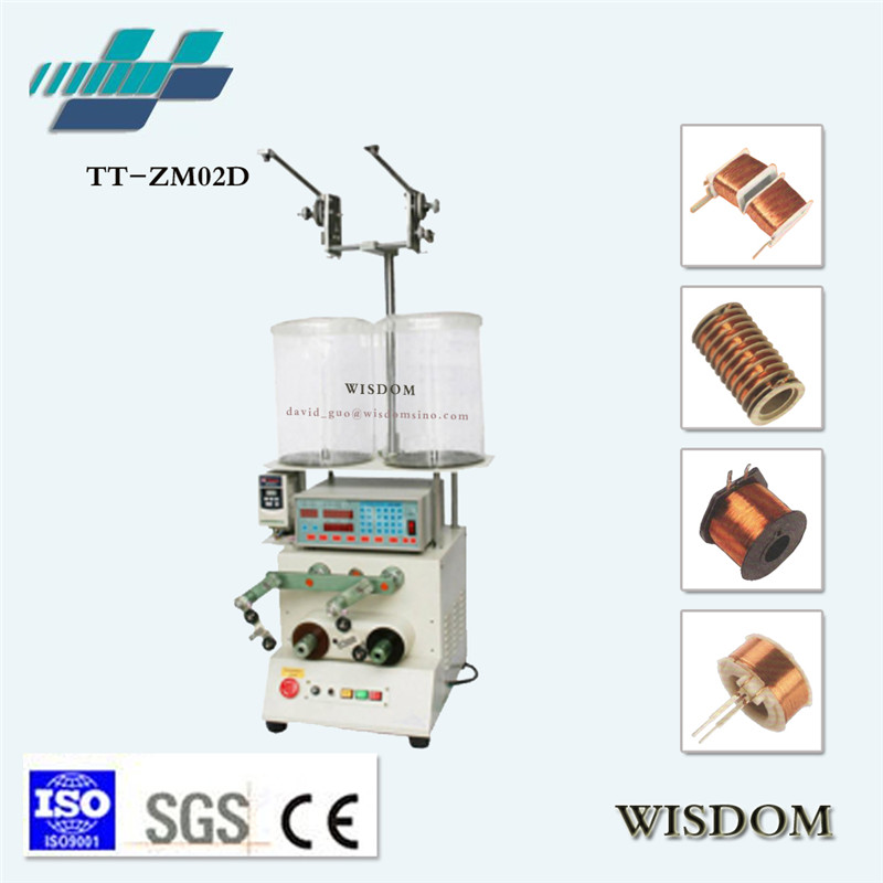 TT-ZM02D Positive two-axis winding machine