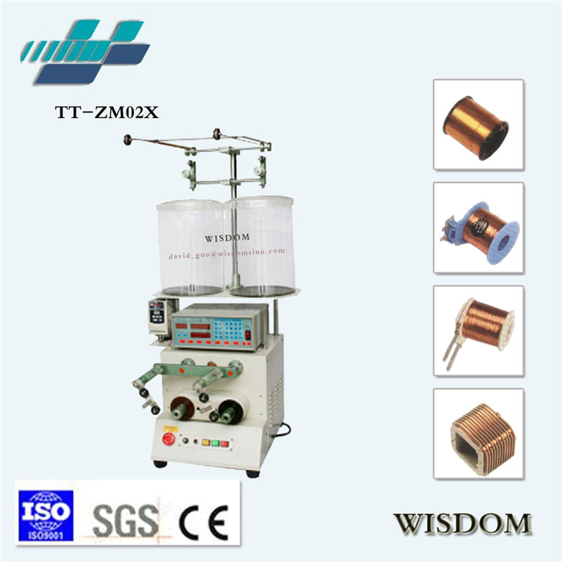 TT-ZM02X Positive two-axis winding machine