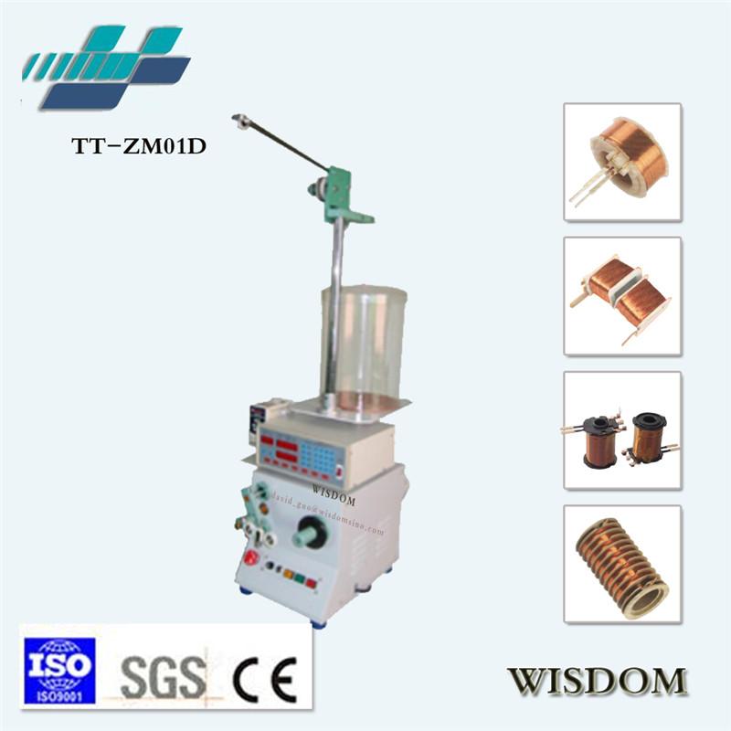 TT-ZM01D Positive uniaxial coil winding machine