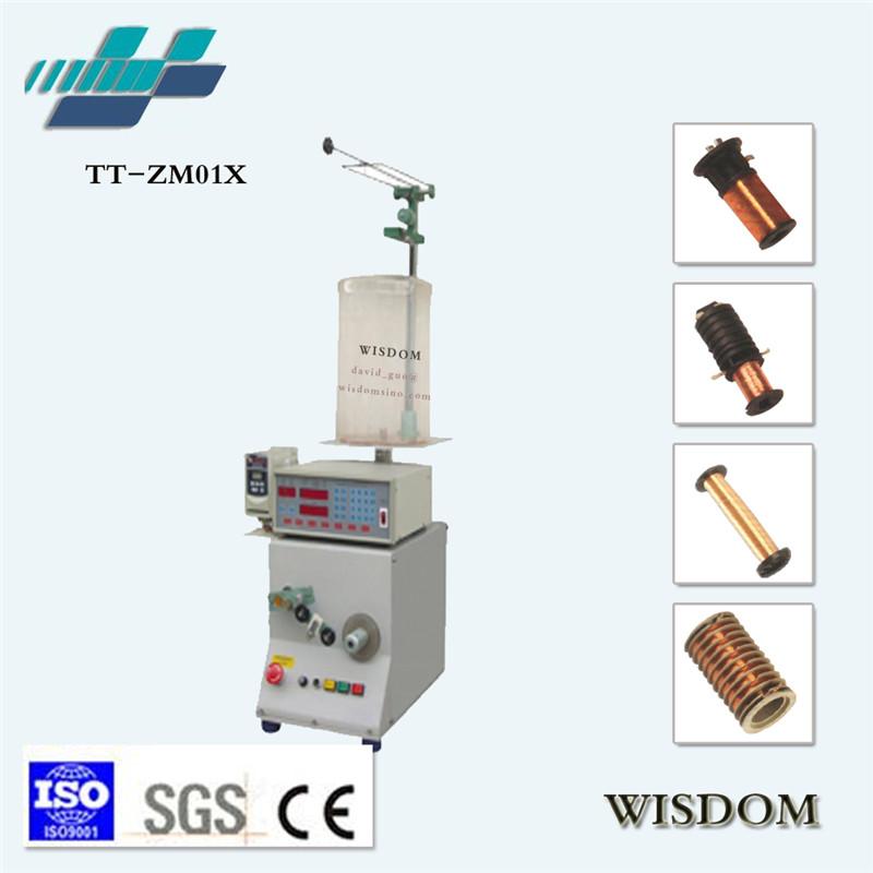 TT-ZM01X Positive uniaxial coil winding machine