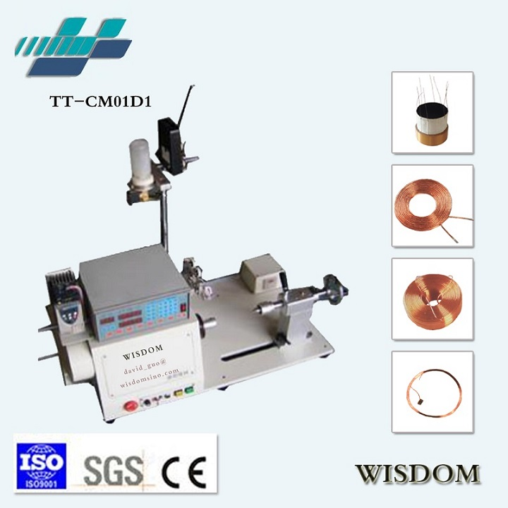 TT-CM01D1 Thick voice coil winding machine