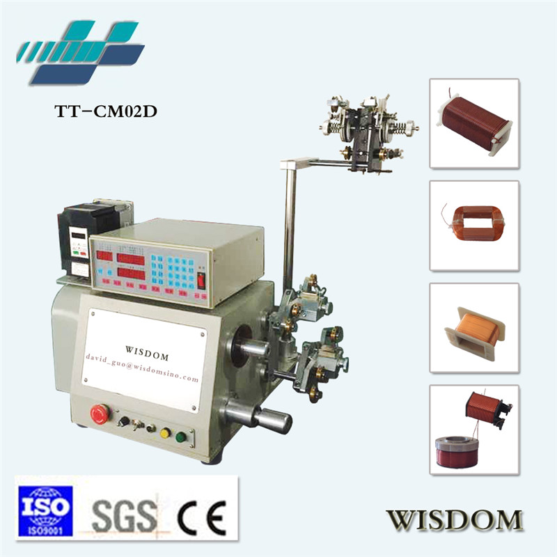 TT-CM02D Medium-sized coil winding machine