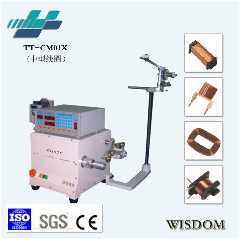 TT-CM01X Medium-sized coil winding machine