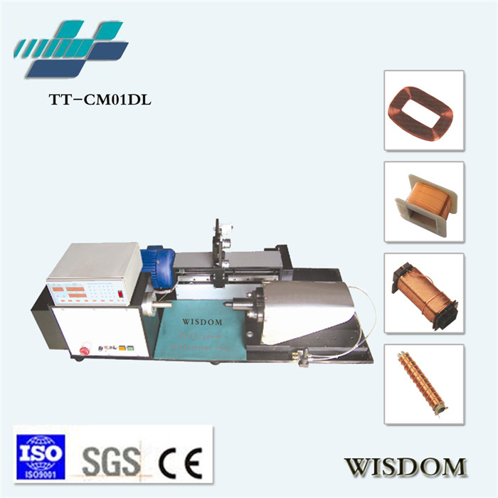 TT-CM01DL Cylinder Large Torque Winding Machine