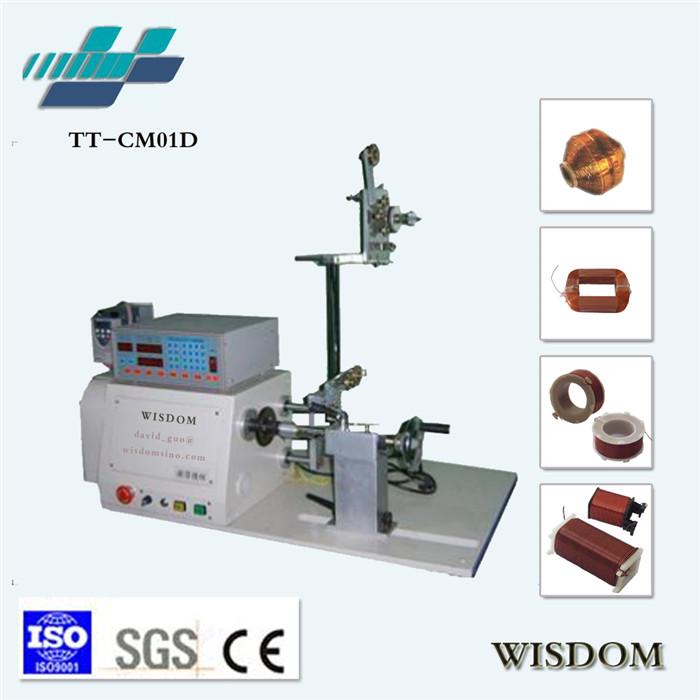 TT-CM01D Manual Ejector Pins Winding Machine - CNC Large Torsion Winding Machine