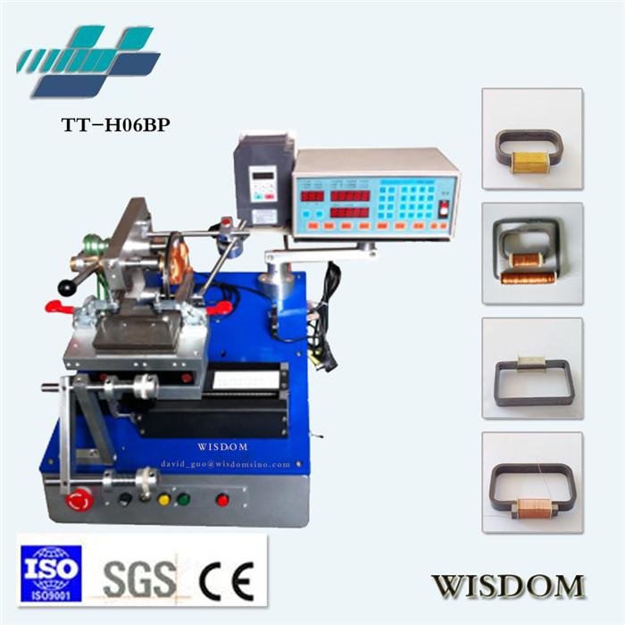TT-H06BP Toroidal Winding Machine for square coil