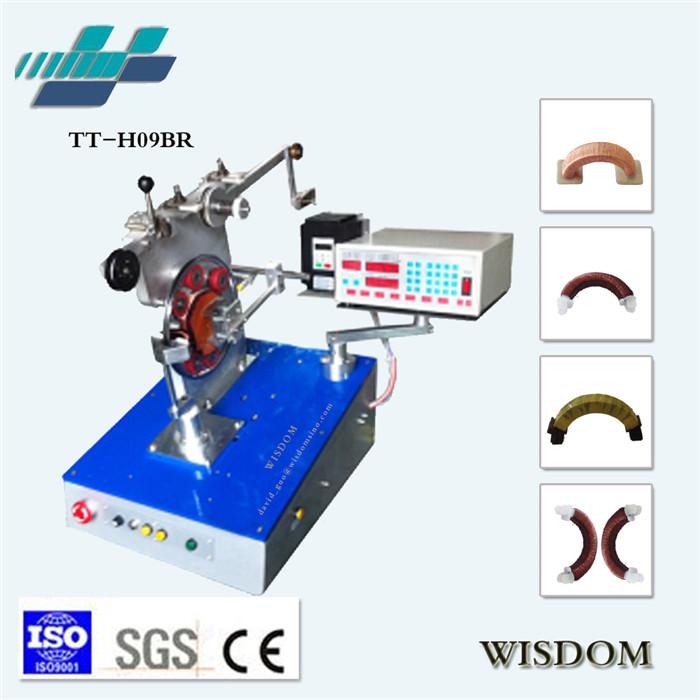 TT-H09BR Toroidal Coil Winding Machine