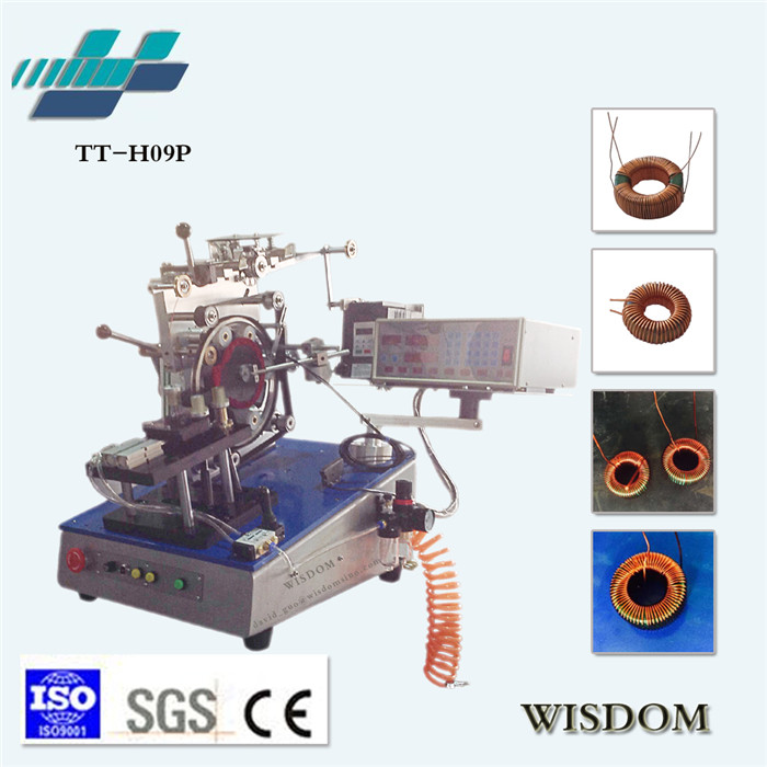 TT-H09P Toroidal Coil Winding Machine