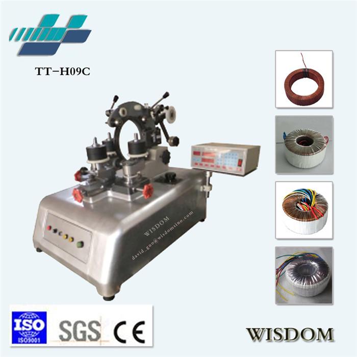 TT-H09C Toroidal Coil Winding Machine