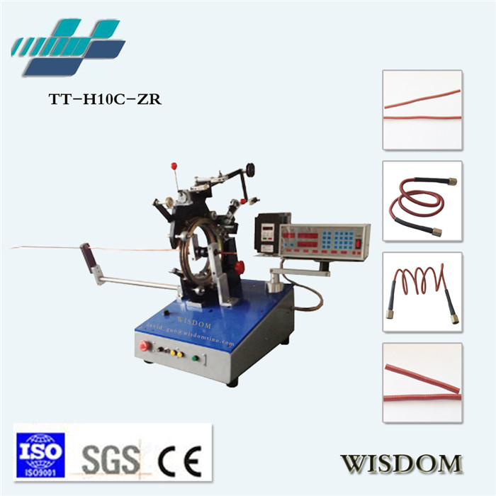 TT-H10C-ZR Toroidal Coil Winding Machine