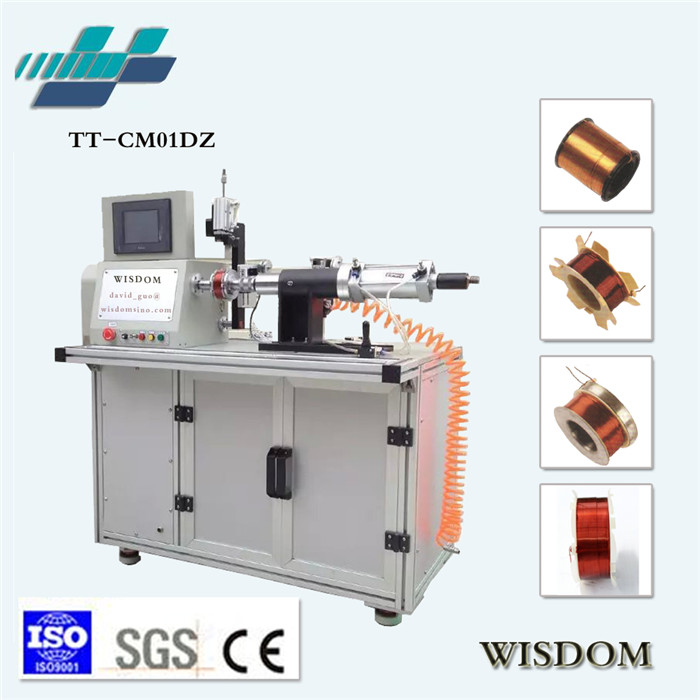 TT-CM01DZ Large Torsion Winding Machine