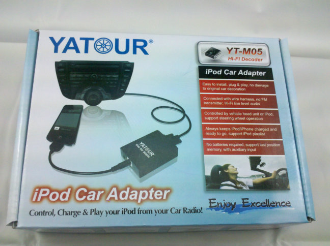 How much is the shipping cost for YATOUR items from China to my area
