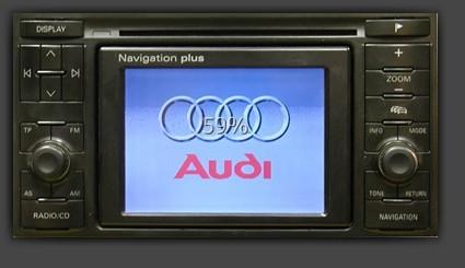 YTM06-VW8 perfectly supports  VW/Audi/Skoda navi radios now
