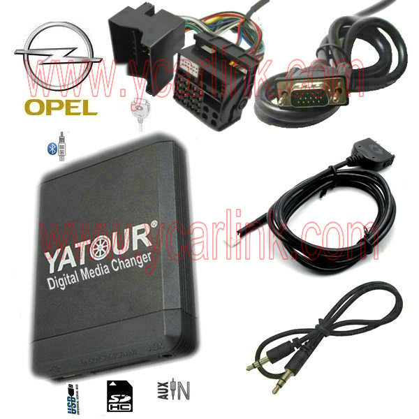 opel vauxhall holden digital media changer yt m07 usb sd. Black Bedroom Furniture Sets. Home Design Ideas