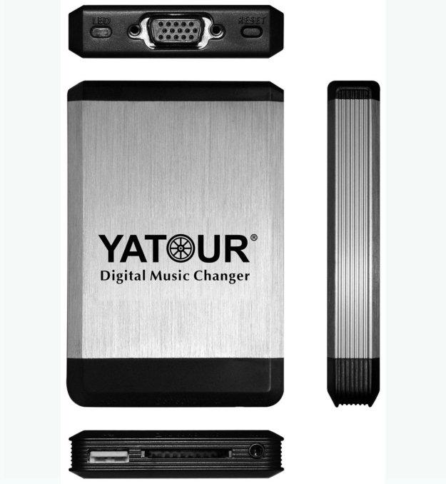 yatour hyundai kia mp3 interface digital cd changer. Black Bedroom Furniture Sets. Home Design Ideas