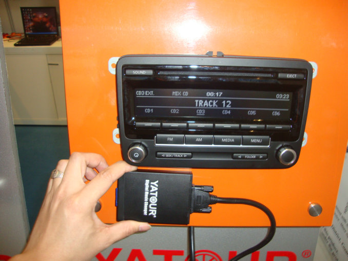 Yatour Mp3 On Rcd310 Yt M06 Digital Cd Changer