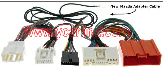 Yatour New Mazda 3/5/6 2009+ Digital MP3 USB SD Bluetooth interface on