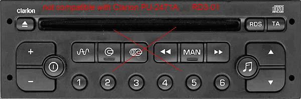 Fabulous Yatour Rd3 Van Bus Rb3 Rm2 Peugeot Citroen Mp3 Bluetooth Interface Wiring 101 Archstreekradiomeanderfmnl